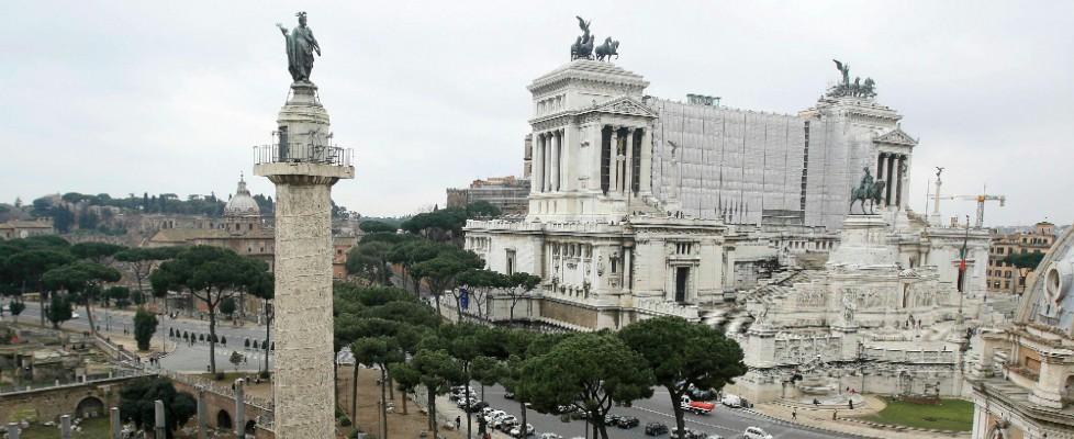 Così nella notte di Roma capitale si aggira il fantasma della cultura