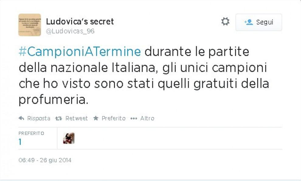 L'Italia dei #campioniAtermine nei i vostri tweet, tra rabbia ed empatia