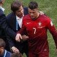 Cristiano Ronaldo, mondiale triste con l'onore delle armi