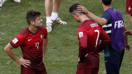 Portogallo-Ghana 2-1: Cristiano Ronaldo segna ma va a casa