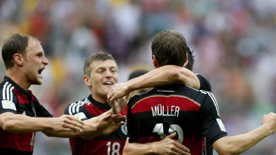 Usa-Germania 0-1: niente 'biscotto', è festa per due