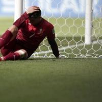 """Portogallo, Ronaldo: ''Ci abbiamo provato, ma dipendeva da altri""""."""