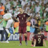 Algeria-Russia 1-1: flop Capello, per gli arabi c'è la Germania