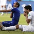 """Chiellini perdona Suarez: """"Sanzione Fifa eccessiva"""""""