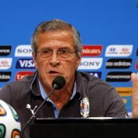 """Uruguay, Tabarez si scaglia contro la Fifa: """"Suarez squalificato dal"""