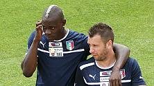 """Balotelli si scusa con Prandelli: """"Ho sbagliato"""". E Pirlo ci ripensa"""