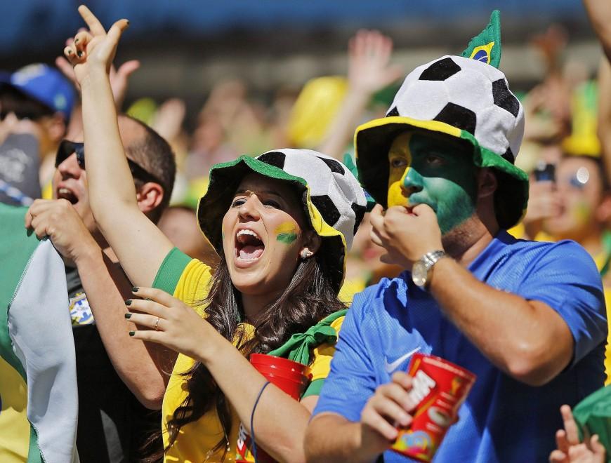 Brasile 2014, il film di Brasile-Cile