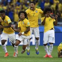 Brivido Brasile: Cile sconfitto ai rigori 4-3. Ma nei quarti con la Colombia