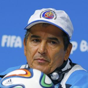 """Costarica, Pinto teme la Grecia: """"Squadra difficile da affrontare"""""""