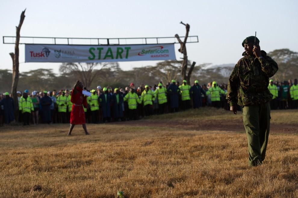 Kenya, una maratona nella savana: è la più dura del mondo