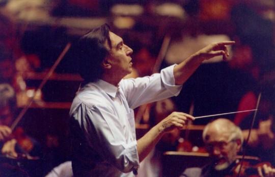 Claudio Abbado, i gesti della musica diventano un film