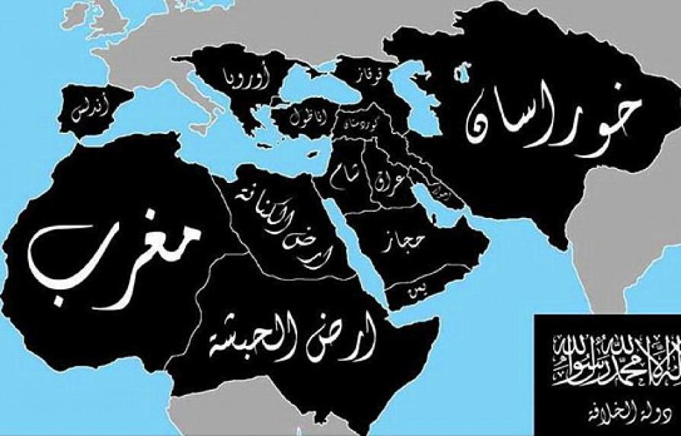 """Iraq, Isis annuncia la nascita del """"califfato"""" da Aleppo a Diyala: ecco la mappa"""