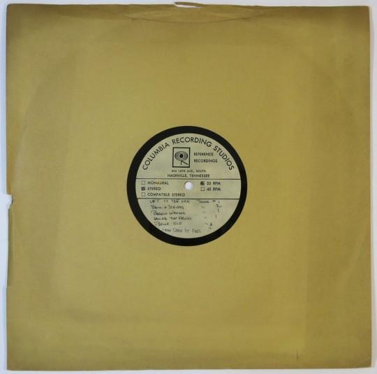 Bob Dylan: scoperto un tesoro di 149 acetati. Sono già in vendita on line