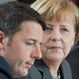 Scontro tra Italia e Germania  su rigore e crescita nella Ue
