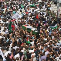 Gerusalemme Est, duemila persone ai funerali del giovane Mohammed