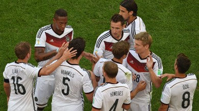 Germania-Francia 1-0: Hummels spinge i tedeschi in semifinale. Ora il Brasile