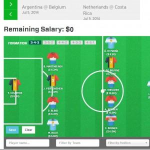 Mondogoal, mi gioco i mondiali in tempo reale