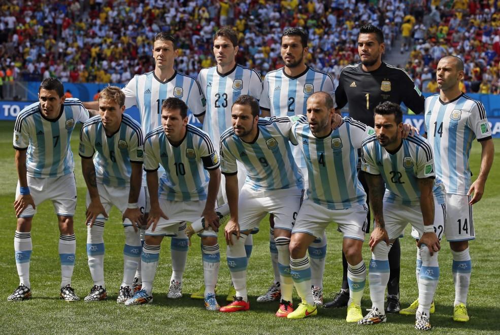 Brasile 2014, il film di Argentina-Belgio
