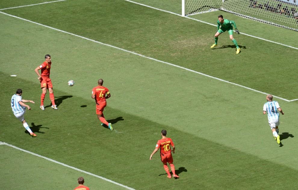 Аргентина - Бельгія 1:0. Перший півфінал за 24 роки - изображение 5