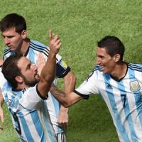 Argentina-Belgio 1-0, di Higuain il gol che vale la semifinale: ora c'è