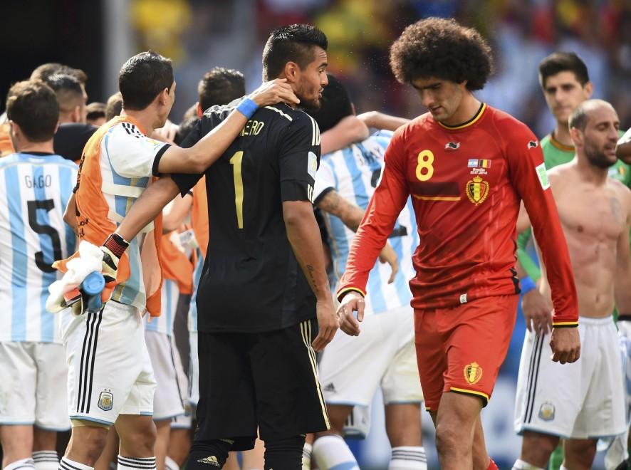 Аргентина - Бельгія 1:0. Перший півфінал за 24 роки - изображение 8