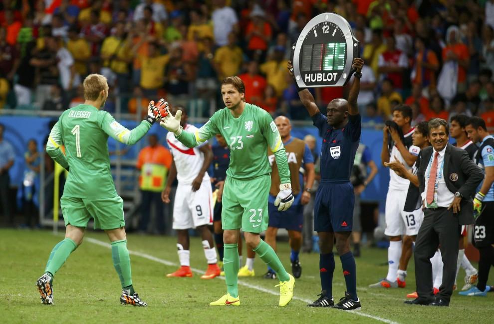 La notte da eroe di Krul: entra per i rigori e porta l'Olanda in semifinale