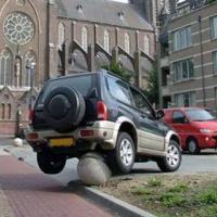 La gara al parcheggio peggiore secondo gli utenti di Twitter