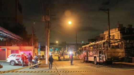 Violenze e incendi dopo la sconfitta del Brasile
