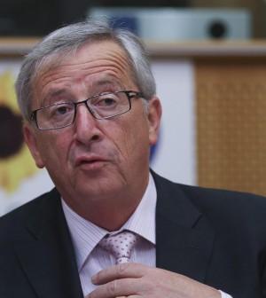 """Juncker: """"Sono allergico a debito e deficit.<br />Patto di stabilità sarà applicato con buon senso"""""""