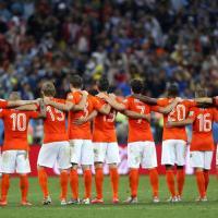 Brasile 2014, Olanda-Argentina: la sequenza dei rigori