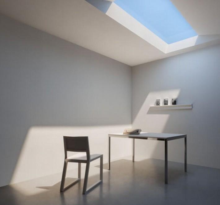Problemi di spazio ecco la finestra finta - Finestre a soffitto ...