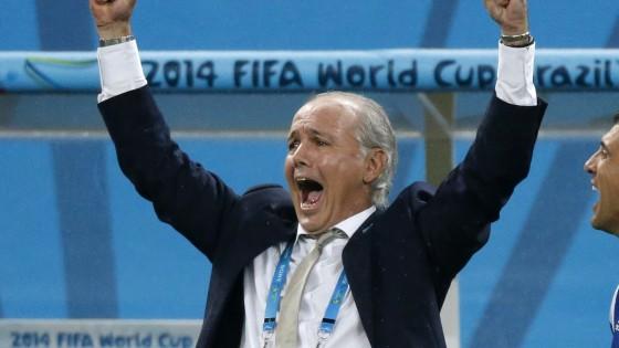 Argentina in finale: Sabella, non è mai troppo tardi