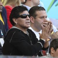 "Argentina, Maradona: ""Leo, svegliati: la Germania va aggredita"""