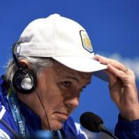 """Argentina, Sabella ha le idee chiare: """"In finale ci vuole la partita"""