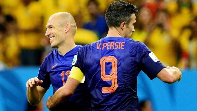 """Olanda, Robben: """"Orgoglioso della mia squadra"""""""