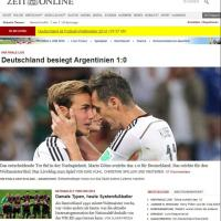 Brasile 2014, Germania campione del mondo: i siti tedeschi