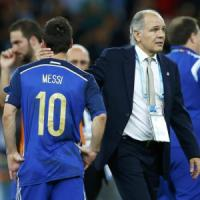Argentina, Sabella: ''Orgoglioso della squadra''. Mascherano: ''Dolore enorme