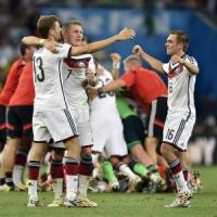 """Germania, Lahm: """"E' un sogno che di realizza"""""""