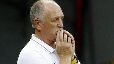 Brasile, Scolari si è dimesso