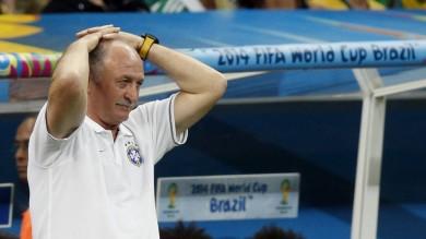 Brasile, accolte le dimissioni di Scolari