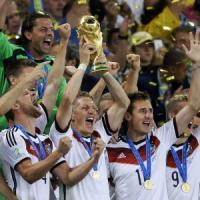 La Germania si prende anche il mondiale