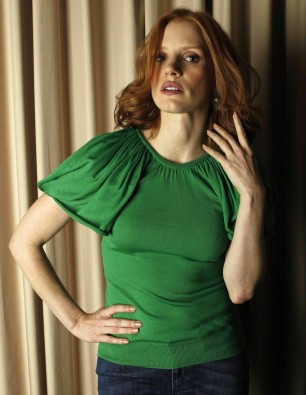 Jessica Chastain, la mia Marilyn, bionda triste distrutta da Hollywood