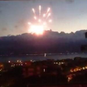 Reggio Calabria, fuochi d'artificio per festeggiare la prescrizione di un sacerdote in un processo di 'ndrangheta