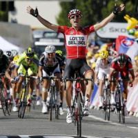 Tour de France, per Gallopin altra gloria. Nibali gestisce la maglia gialla