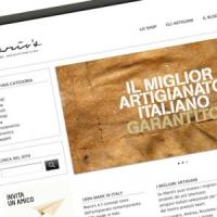 Mario's design, l'artigianato contemporaneo Made in Italy ha trovato una casa virtuale