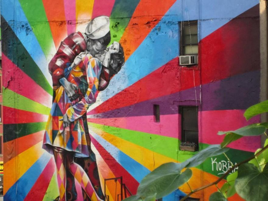 Street art da incanto l 39 arte che ha colorato il mondo for I murales piu belli del mondo
