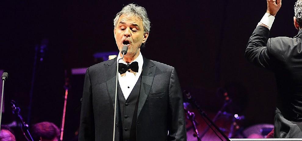 Teatro del Silenzio di Bocelli: una serata speciale con Placido Domingo