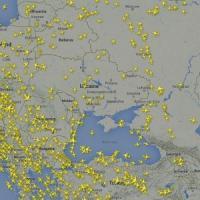 """Una rotta rischiosa e sbagliata, ma sorvolare gli spazi aerei costa e si scelgono i cieli più """"economici"""""""