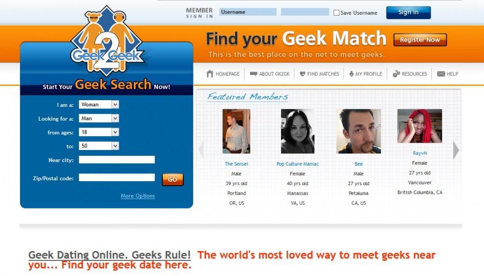 servizi di dating online