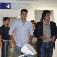 Juventus, ecco Morata: ''Ci divertiremo''. E arriva anche Pereyra